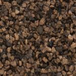 WB78 Woodland Scenics: Dark Brown Medium Ballast (18 cu. in. bag)